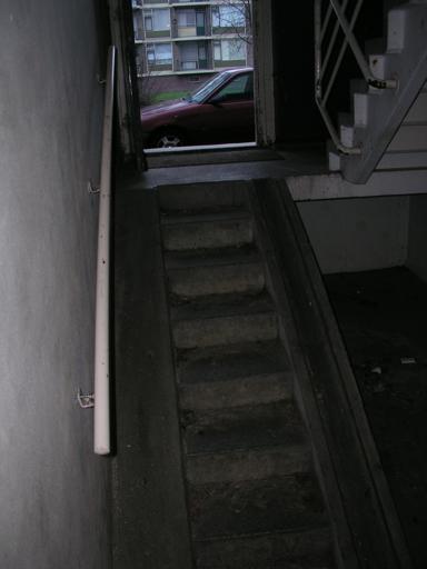 Apartment 142 before