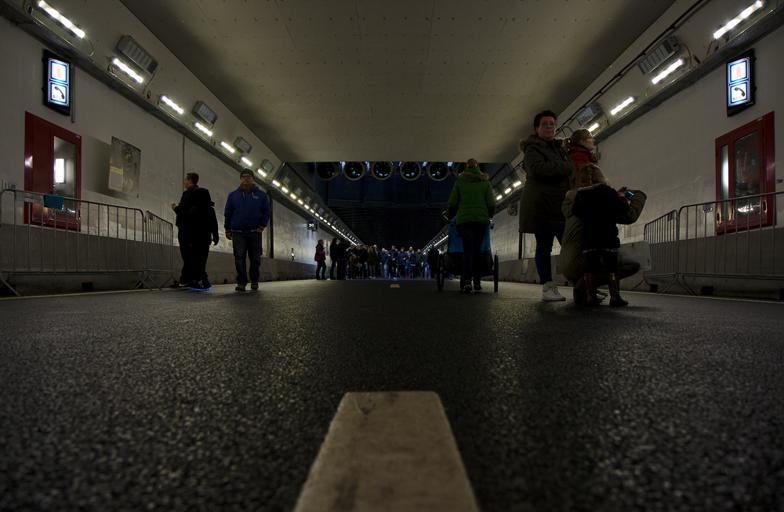 Velsertunnel publieksdag 2017